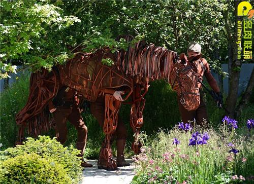 2014切尔西花卉展(Chelsea Garden Show)之11