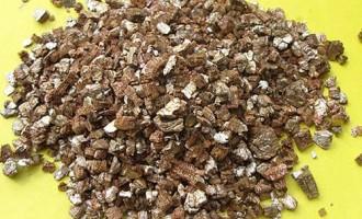 蛭石,总被错当成颗粒土