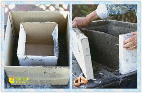 制作水泥花盆的模具1