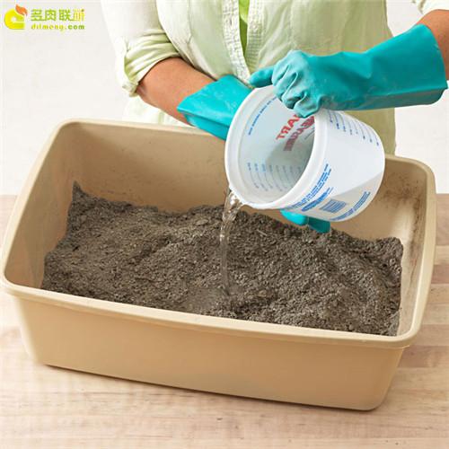 水泥花盆制作教程2