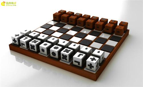 创意国际象棋-1