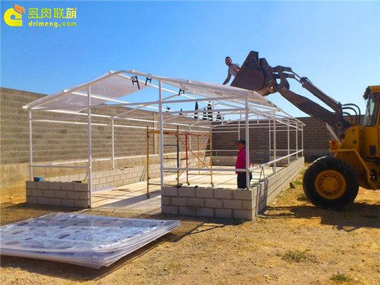 国外大棚/温室建设流程-10