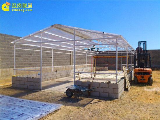 国外大棚/温室建设流程-11