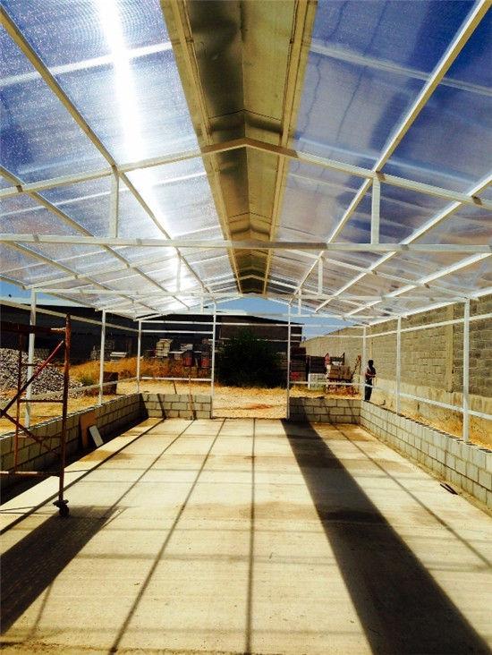 国外大棚/温室建设流程-13