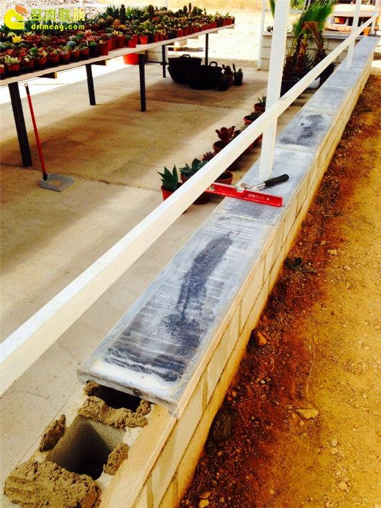 国外大棚/温室建设流程-21