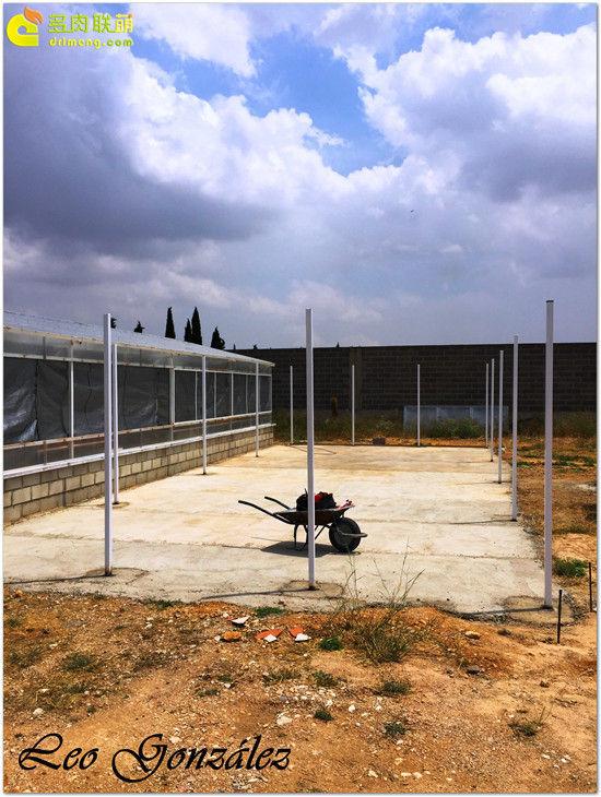 国外大棚/温室建设流程-28