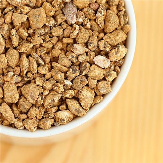 黄金麦饭石