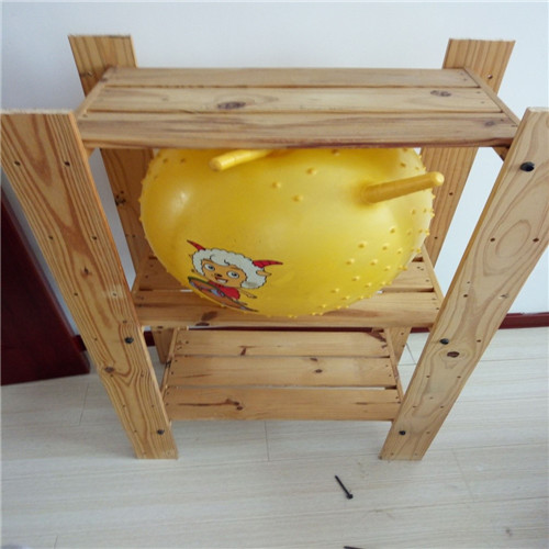 利用木板自制多肉花架-6