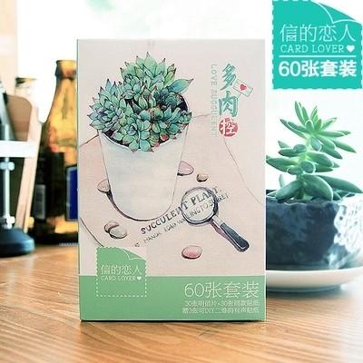 七夕情人节可以送的多肉礼物-19