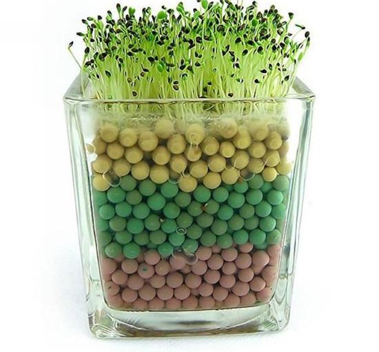 陶粒,适合垫底的颗粒土-3
