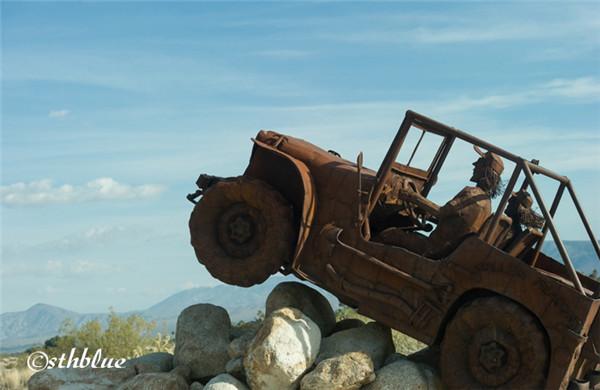 安沙波列哥沙漠州立公园美景-35