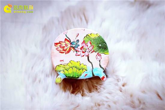 手绘花盆-35