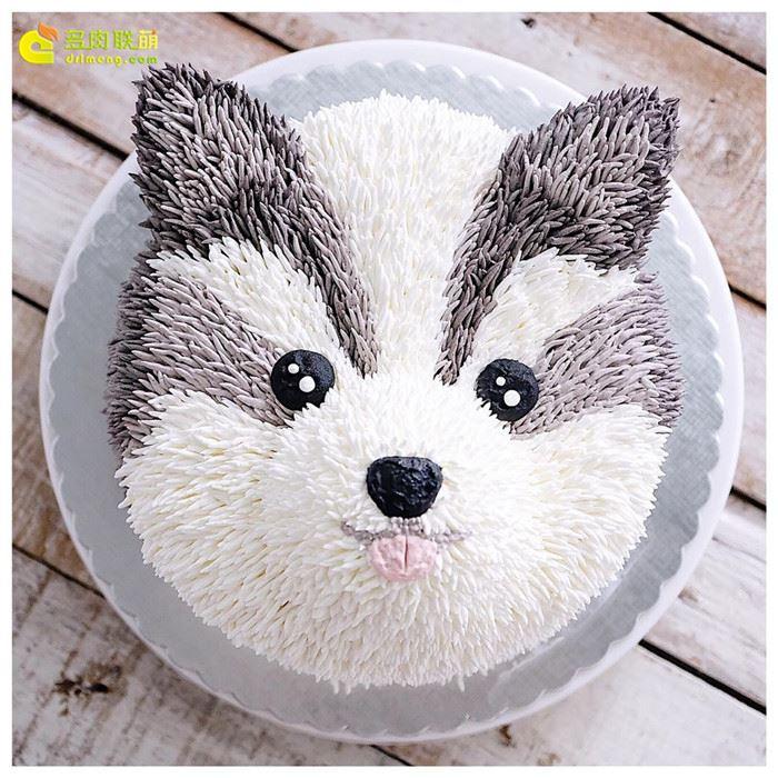 动物造型蛋糕
