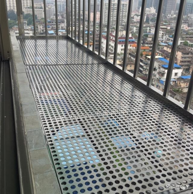 冲孔网不锈钢