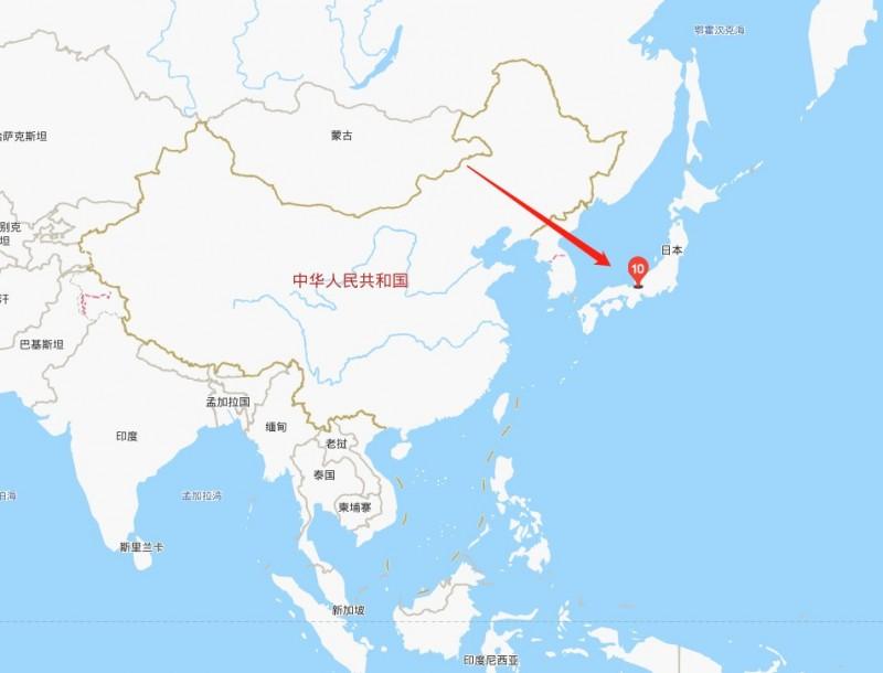 日本米原市位置